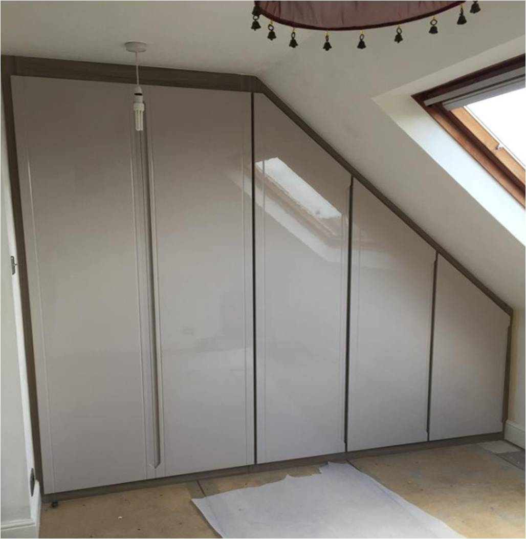 Day and Knight Loft Room Wardrobes