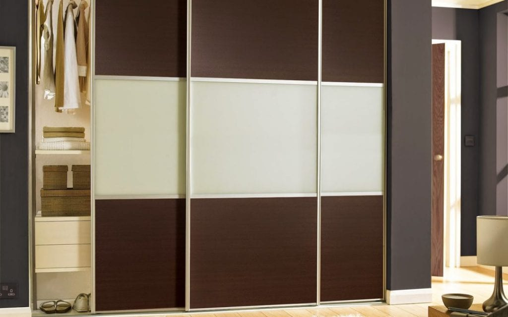 Built-in Sliding Wardrobes