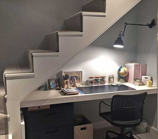 fitted home office berkshire